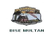Bise multan board 11th class roll no slips 2020 download