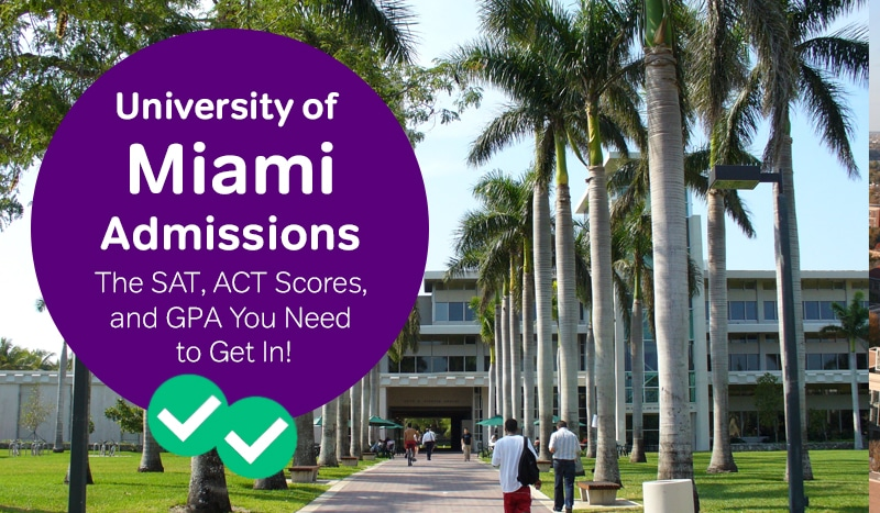 University of Miami Admissions | Scholarships | How to Apply Online