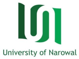 University of Narowal Admission